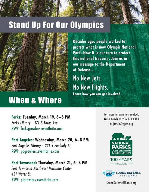 Stand Up For Our Olympics @ Forks Branch Library | Forks | Washington | United States