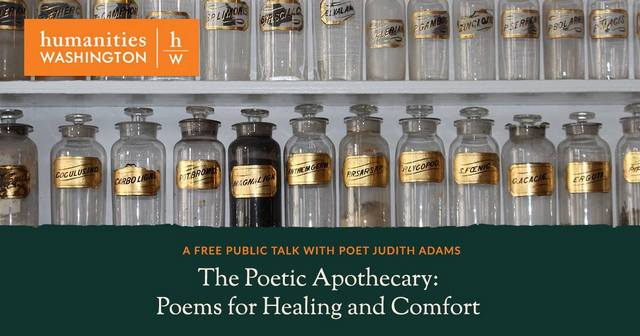 The Poetic Apothecary: Poems for Healing and Comfort @ Forks Branch Library | Forks | Washington | United States