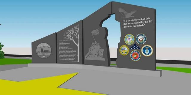 Gold Star Families Memorial Monument Groundbreaking Ceremony @ Forks Transit Center | Washington | United States