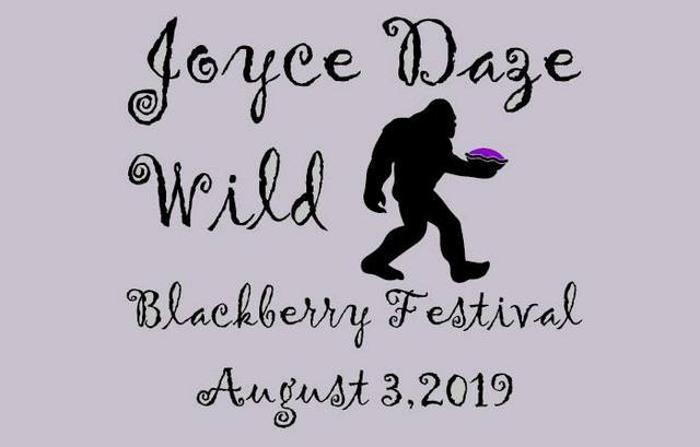 Joyce Daze Wild Blackberry Festival @ Joyce | Washington | United States