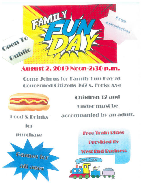 Family Fun Day @ Concerned Citizens | Forks | Washington | United States