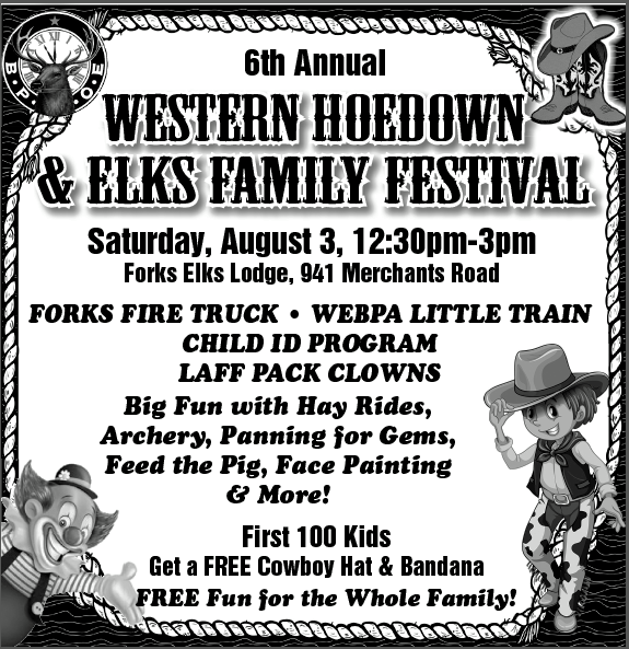 6th Annual Western Hoedown & Elks Family Festival @ Forks Elks Lodge | Knoxville | Tennessee | United States