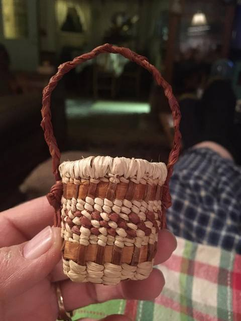 Cedar Bark Basket Weaving Class @ Rainforest Arts Center | Forks | Washington | United States