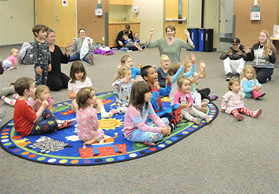 Family Storytime @ Forks Branch Library | Forks | Washington | United States