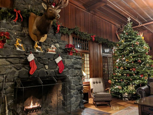 Christmas Eve Prime Rib Dinner @ Lake Crescent Lodge | Port Angeles | Washington | United States