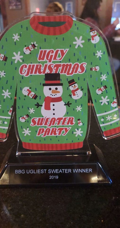 Ugly Sweater Contest @ Blakeslee's Bar & Grill | Forks | Washington | United States