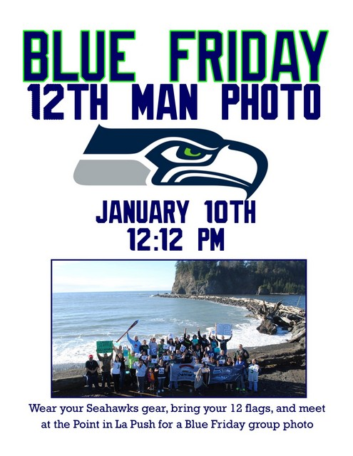 Blue Friday @ The Point La Push | La Push | Washington | United States