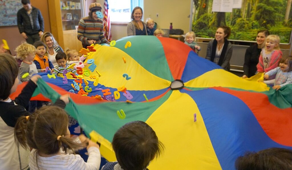 Toddler and Baby Prom and Dance @ Forks Branch Library | Forks | Washington | United States