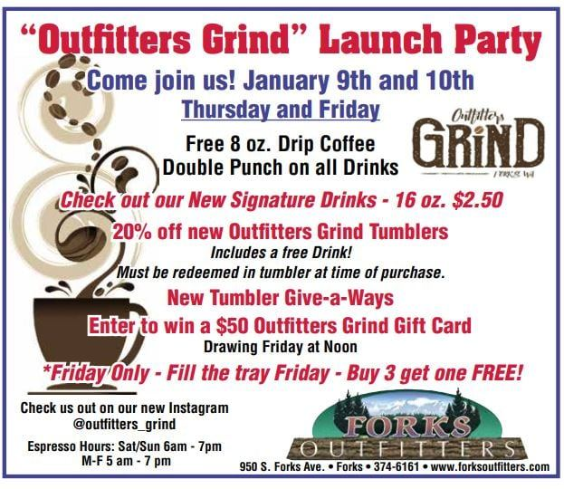 """Outfitters Grind"" Launch Party @ Outfitters Grind 