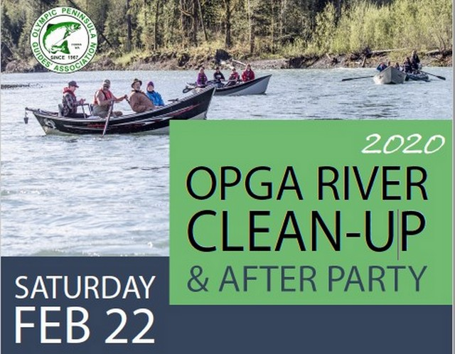 2020 OPGA River Clean-Up & After Party