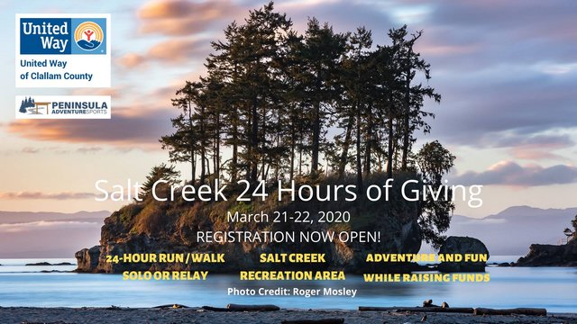 Salt Creek 24 Hrs of Giving