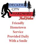 Link to True Value Decker City Hardware