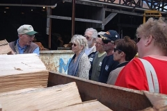 Logging & Mill Tours